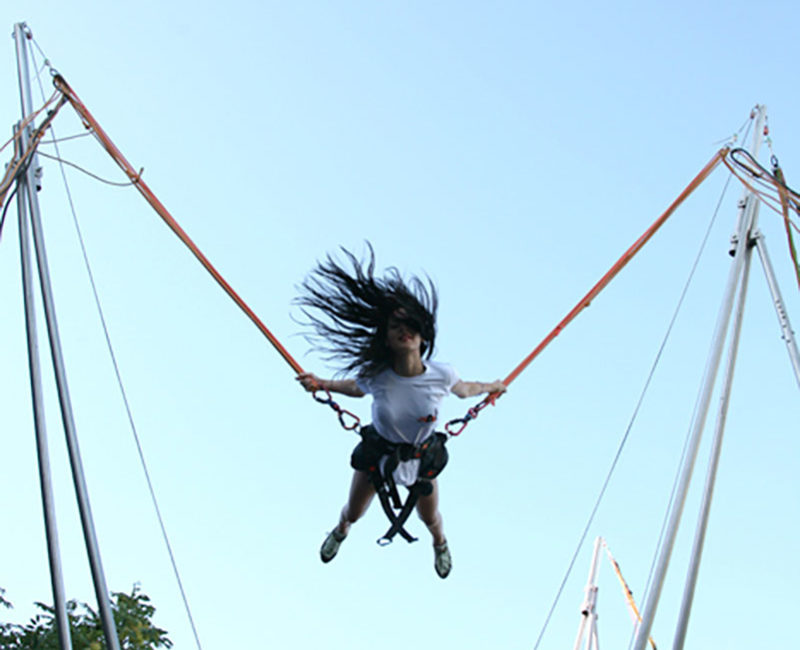 bungee-trampoline